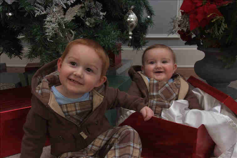 THE MOST PERFECT GRANDCHILDREN IN THE WORLD